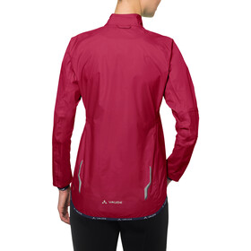 VAUDE Drop III Jacket Damen crimson red